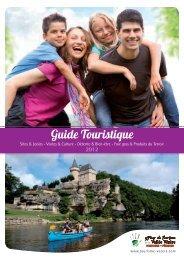Guide Touristique - Offices de tourisme de la vallée de la Vézère