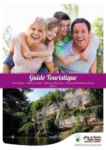 Guide Touristique Dordogne Télécharger - Offices de tourisme de la ...