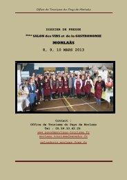 Office de Tourisme du Pays de Morlaàs - Tourisme 64