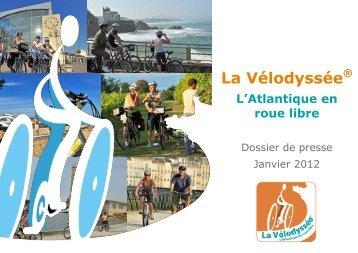 La Vélodyssée - Tourisme 64