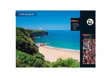 CÔTE BASQUE - Tourisme 64