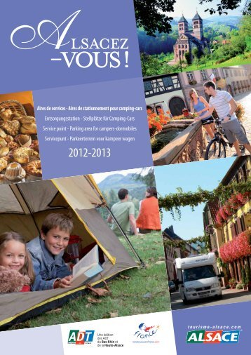 Aires de services - Aires de stationnement pour camping-cars ...