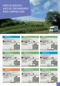 Aires de services - Aires de stationnement pour camping-cars ... - Page 5