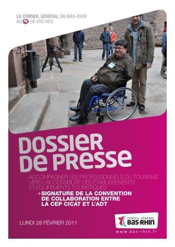 CEP - Agence de Développement Touristique du Bas-Rhin