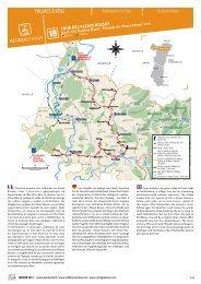 Tour de l'Alsace Bossue - Tourisme en Alsace