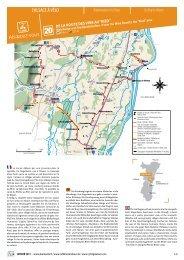 De la Route des Vins au Ried - Tourisme en Alsace