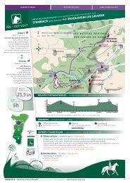 Téléchargez l'itinéraire Stambach  Ernolsheim-lès-Saverne