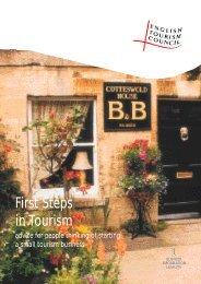 ETC - First Steps - Tourisminsights.info