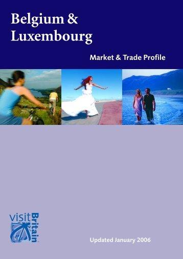 Belgium & Luxembourg - Tourisminsights.info