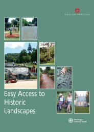 Easy Access to Historic Landscapes - TourismInsights