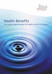 Health Benefits - TourismInsights