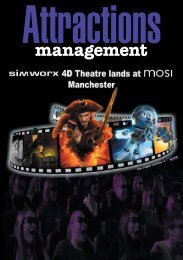 Attractions Management Issue 4 2010 - TourismInsights