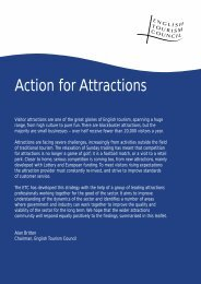 Action for Attractions - TourismInsights