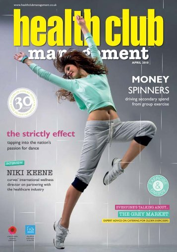 Health Club Management issue 4 2010 - TourismInsights