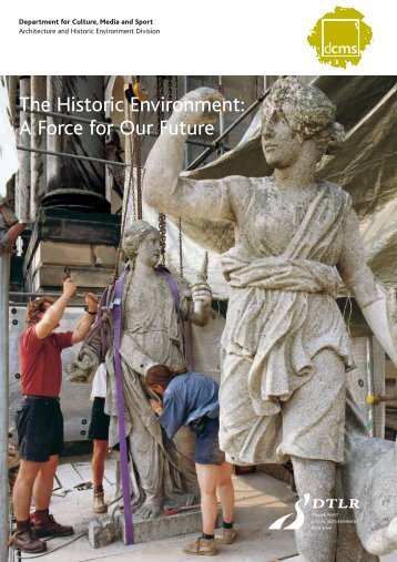 The Historic Environment: A Force for Our Future - TourismInsights