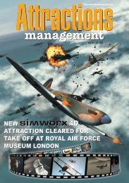 Attractions Management Issue 1 2011 - TourismInsights