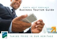 Download an informative guide for business travellers - Tourism in ...