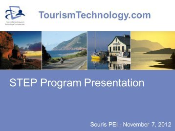 Facebook Pages - TourismTechnology.com