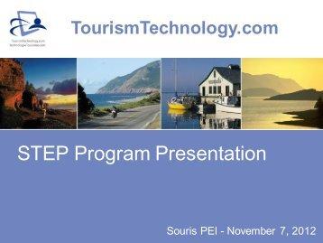 Facebook Pages - TourismTechnology.com