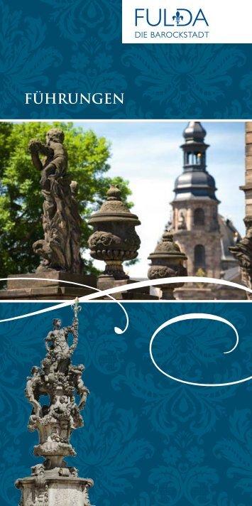 FÜHRUNGEN - Tourismus Fulda