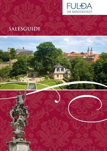 Salesguide PDF - Tourismus Fulda