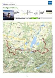 Fernwanderweg Ostallgäuer Höhenweg - Tourismus Ostallgäu