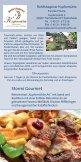 stormarn tischt auf * - Stormarn Tourismus - Page 7