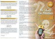 Geocaching für Kinder! - Allensbach