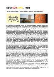 Info - Jockgrim Tourismus