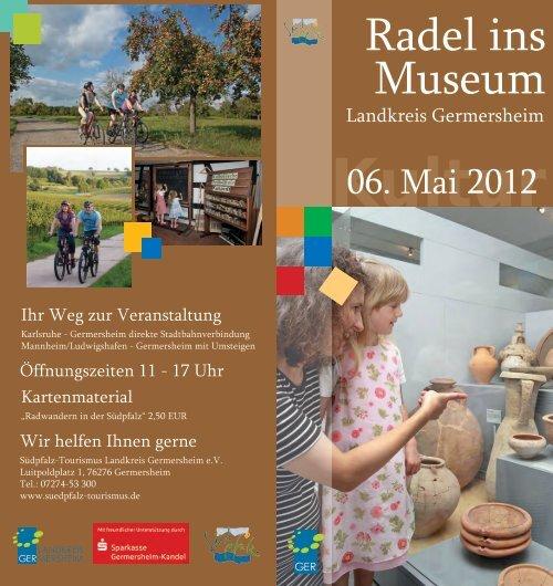 Flyer Radel ins Museum - Speyer-Kurier