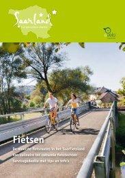 Fietsen - Tourismus Zentrale Saarland