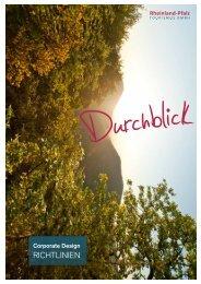 Richtlinien - Tourismusnetzwerk Rheinland-Pfalz