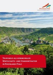 Tourismus als kommunaler Wirtschafts- und ... - dehoga rhp