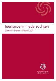 tourismus in niedersachsen Zahlen-Daten-Fakten 2011
