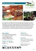 Genusszeit?! - TOURISMUSVERBAND Aichfeld - Seite 3