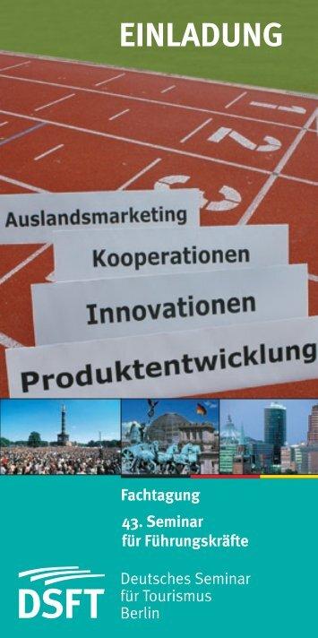 Fachtagung - Tourismuswissenschaft.de
