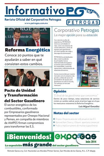 Informativo Petrogas