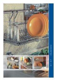 Köök ja vannituba - Mööblifurnituur AS kataloog