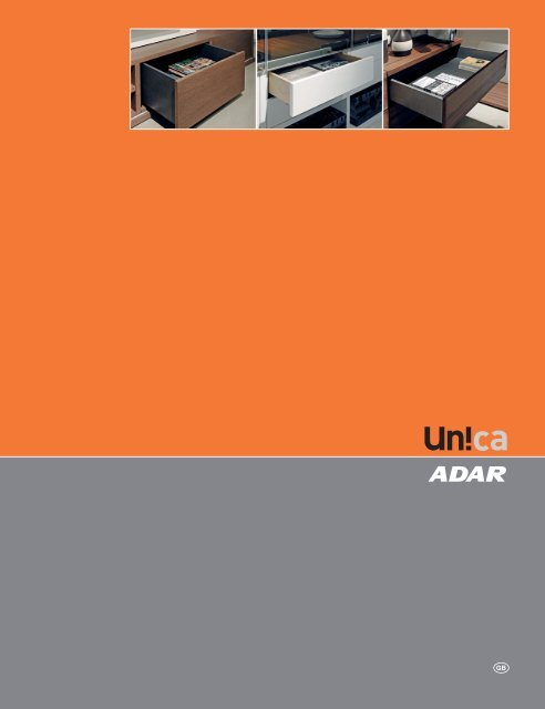 Adar Unica - Ed. 01 10/2010 UK v1