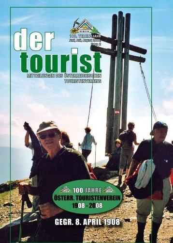 2/Juni 2008 - Österreichischer Touristenverein