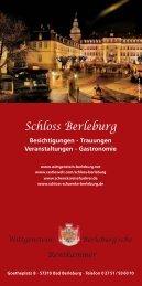 Schloss Berleburg - Öffnungszeiten, Führungen und ... - Bad Berleburg