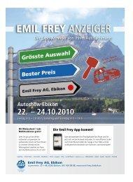 EMil FrEy Anzeiger - Emil Frey AG