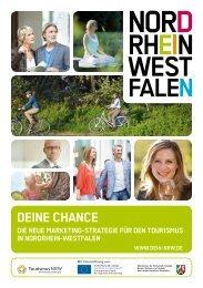 DEINE CHANCE - Tourismus NRW