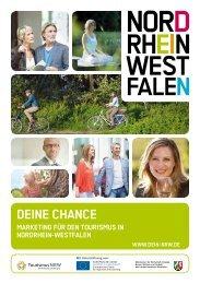 Broschüre gesamt als PDF - Tourismus NRW