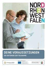Kriterien gesamt - Tourismus NRW
