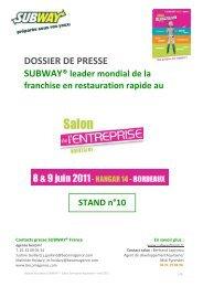 Salon Entreprise Aquitaine - Toute la franchise