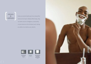 T&C Mirrors & Cabinets 2011.pdf - Town & Country Bathrooms