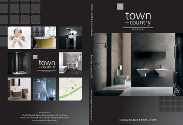 DESIGN SALES INSTALLATION - Town & Country Bathrooms