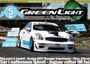 GreenLight Magazine # 6 - 2014