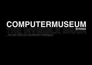 ...von der Zahl zur künstlichen Intelligenz Schweiz